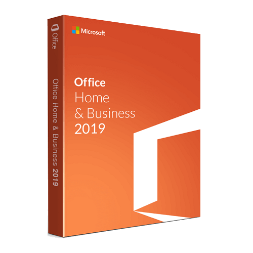 Microsoft Office Home and Business 2019 1-Mac