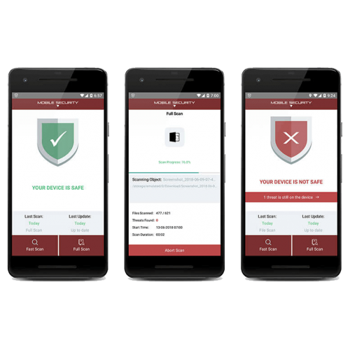 Watchdog Mobile Security - 3-Year / 3-Device